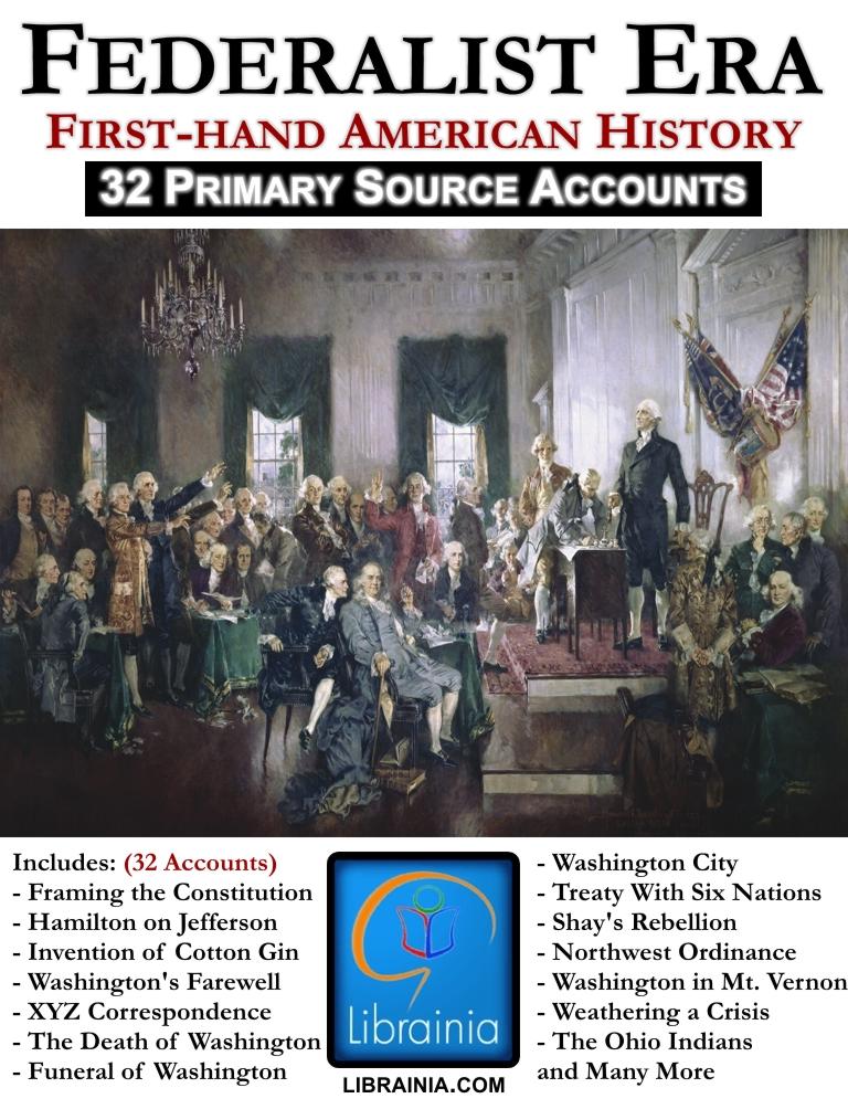 american history federalism